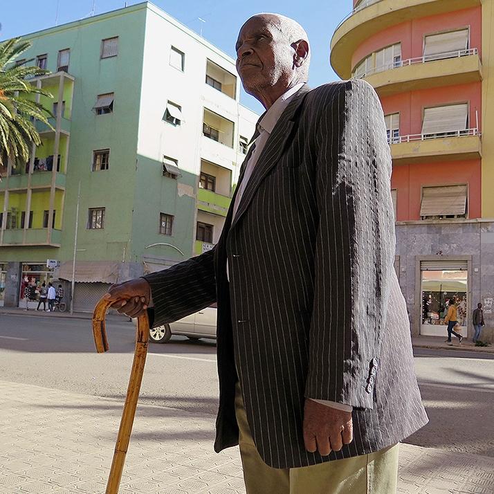 Italian memories OLD MAN