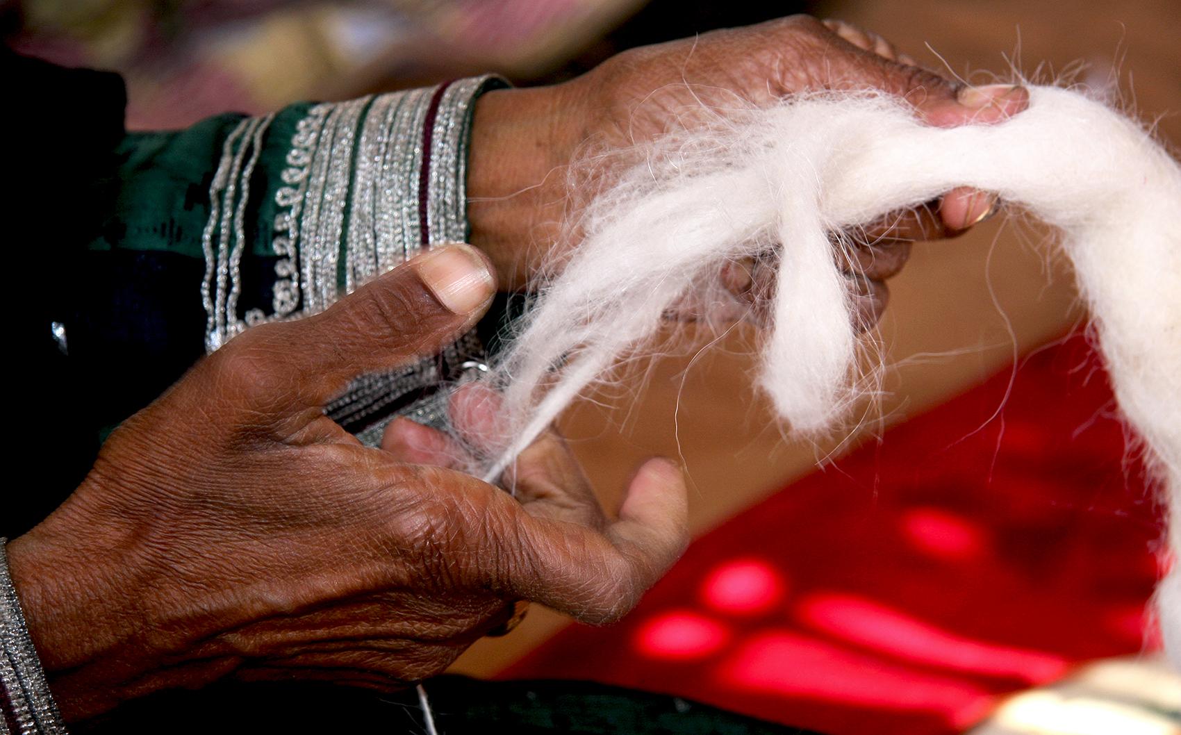 MISURE GIUSTE Sonia Costa_ the wool