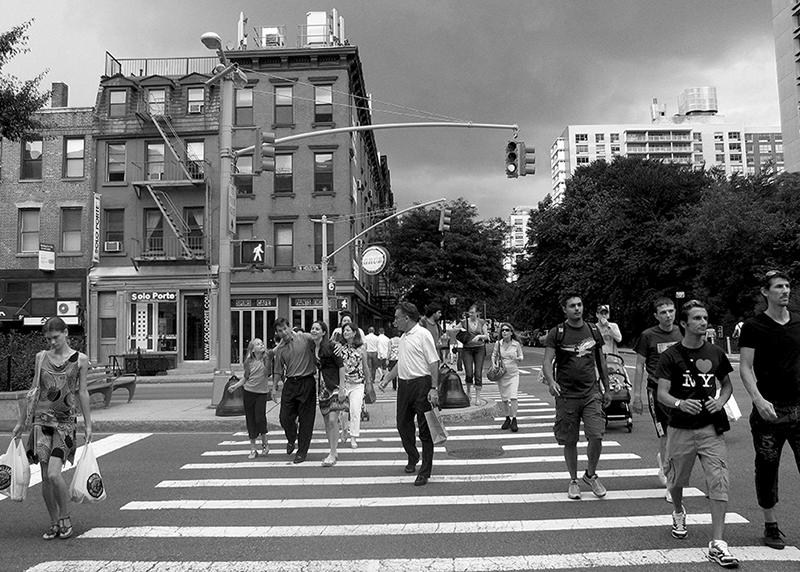 Sonia Costa_The cross light_NYC