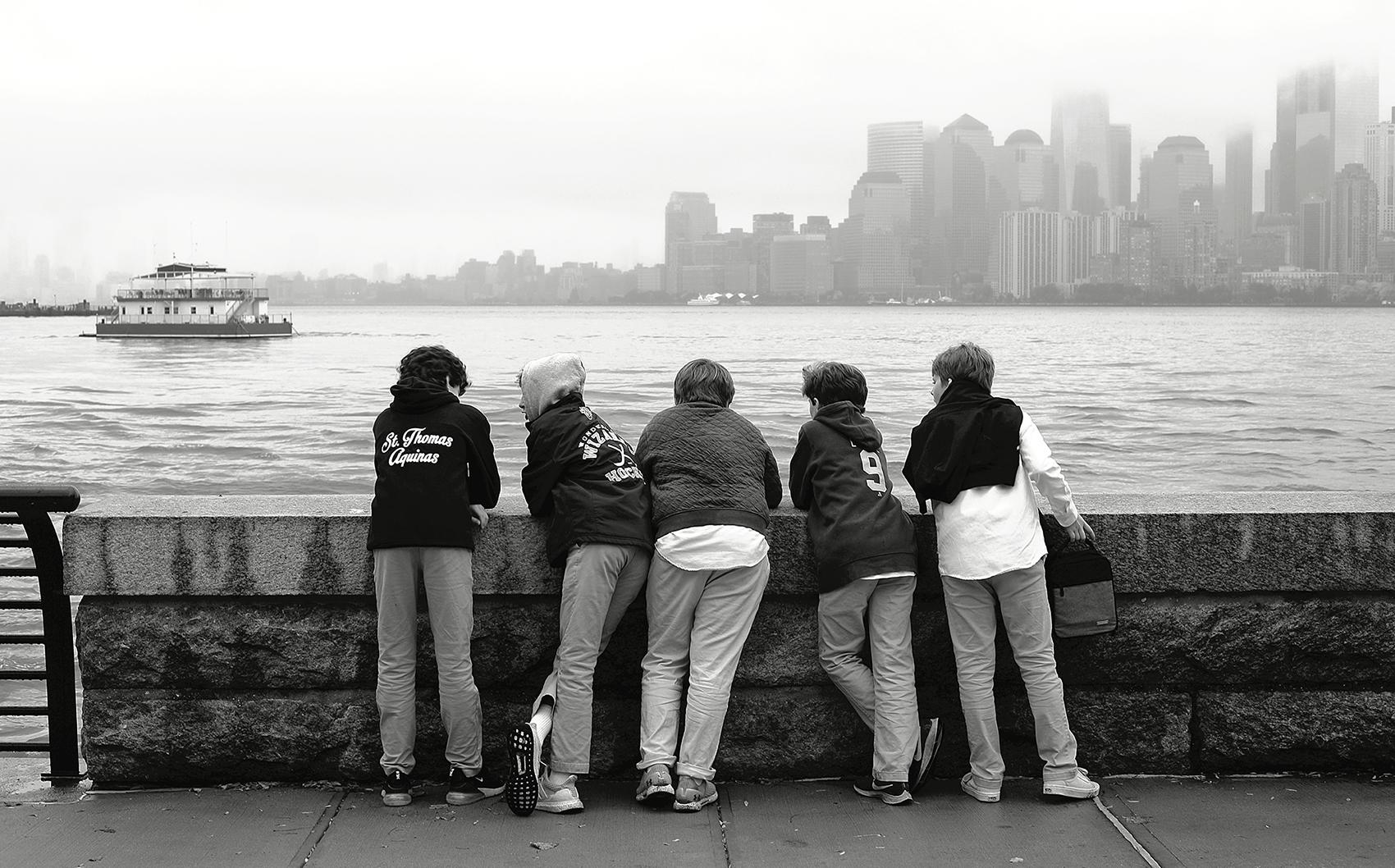 misure giuste Sonia Costa_On a school trip
