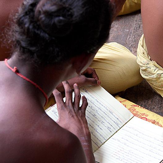 SITO Sonia Costa_50x70 Vedic lessons 12