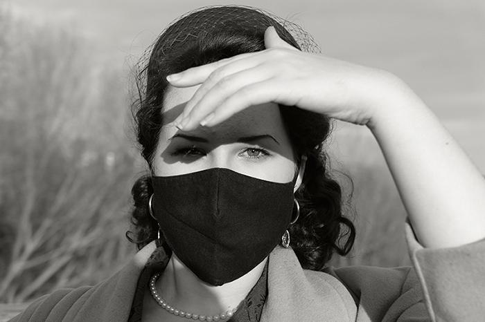 sito – Sonia Costa _ Black masks