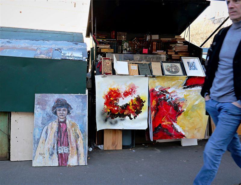 sito Sonia Costa _ Le flaneur et la dame