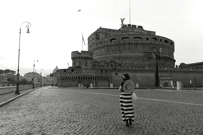 sito Sonia Costa _ Rome, October 2020
